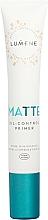 Parfumuri și produse cosmetice Primer matifiant pentru față - Lumene Matte Oil-Control Primer