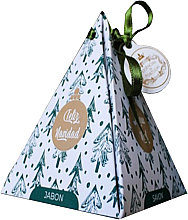 """Parfumuri și produse cosmetice Săpun """"Eucalipt"""" în cutie cadou - Essencias de Portugal Enchanted Pine"""