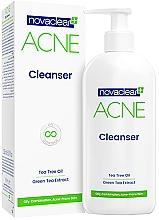 Parfumuri și produse cosmetice Gel de curățare pentru față - Novaclear Acne Cleanser