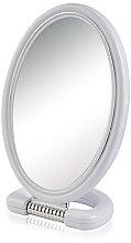 Parfumuri și produse cosmetice Oglindă cosmetică 9510, 22.5 cm, neagră - Donegal Mirror