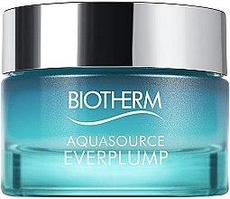 Parfumuri și produse cosmetice Cremă pentru păr sensibil - Biotherm Aquasource Everplump Moisturizer Cream (tester)