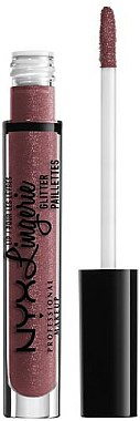 Luciu de buze - NYX Professional Makeup Lip Lingerie Glitter Lip Gloss