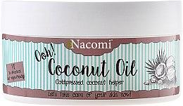 """Parfumuri și produse cosmetice Ulei """"Cocos, nerafinat"""" - Nacomi Coconut Oil 100% Natural Unrefined"""