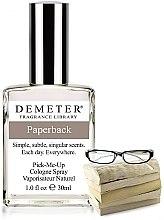 Parfumuri și produse cosmetice Demeter Fragrance Paperback - Apă de colonie