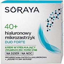 Parfumuri și produse cosmetice Cremă de față - Soraya Duo Forte Face Cream 40+