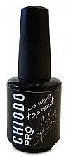 Parfumuri și produse cosmetice Top coat pentru oja semipermanentă - Chiodo Pro No Wipe Top Coat