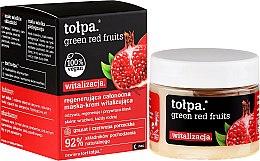 Parfumuri și produse cosmetice Cremă-mască regenerantă de noapte pentru față - Tolpa