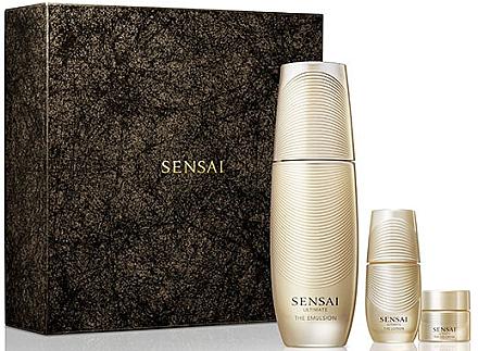 Set - Kanebo Sensai Ultimate (tonic/16ml + emulsion/100ml + eye/cr/4ml) — Imagine N1