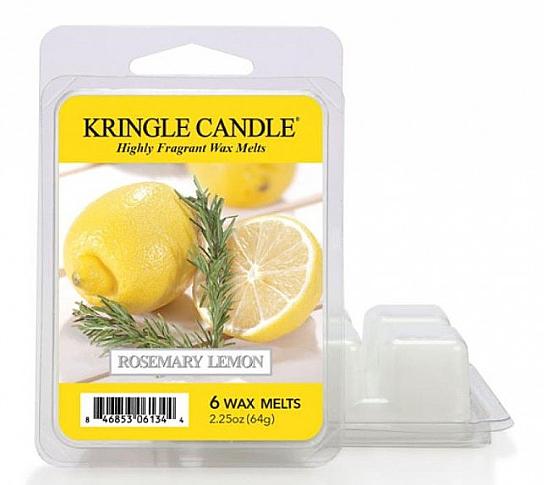 Ceară aromatică - Kringle Candle Wax Melt Rosemary Lemon — Imagine N1