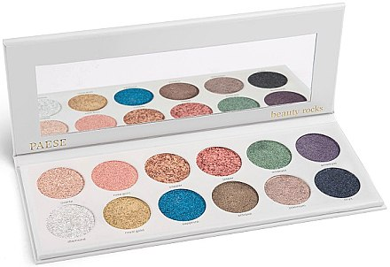 Paletă de farduri pentru pleoape - Paese Beauty Rocks Eyeshadow Palette