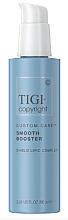 Parfumuri și produse cosmetice Разглаживающий крем-бустер для волос - Tigi Copyright Custom Care Smooth Booster