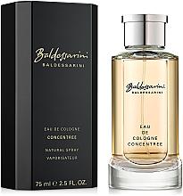 Parfumuri și produse cosmetice Hugo Boss Baldessarini Concentree - Apă De Colonie (Concentrat)