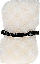 Parfumuri și produse cosmetice Burete de duș - Suavipiel Black Aqua Power Massage Sponge