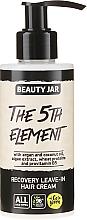 Духи, Парфюмерия, косметика Regenerująca odżywka nawilżająca do włosów bez spłukiwania - Beauty Jar Recovery Leave-In Hair Cream The 5th Element