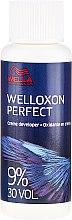 Parfumuri și produse cosmetice Oxidant - Wella Professionals Welloxon Perfect 9%