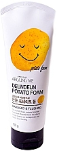 Parfumuri și produse cosmetice Spumă de curățare cu amidon de cartofi - Welcos Around Me Potato Foam