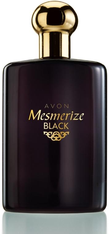 Avon Mesmerize Black Man - Apa de toaletă