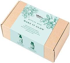 Parfumuri și produse cosmetice Set - Veoli Botanica Ritual Box Make It Glow