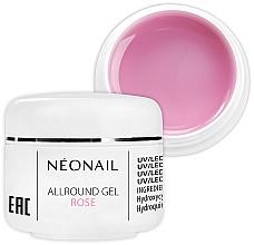Parfumuri și produse cosmetice Gel roz monofazat - NeoNail Professional Allround Gel Rose