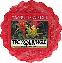 Parfumuri și produse cosmetice Ceară aromată - Yankee Candle Tropical Jungle Tart Wax Melt