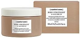 Parfumuri și produse cosmetice Cremă hidratantă de corp - Comfort Zone Body Strategist D-Age Cream