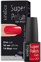 Parfumuri și produse cosmetice Gel lac de unghii - Kinetics Super Polish