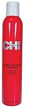 Lac de păr - CHI Enviro 54 Natural Hold Hair Spray — Imagine N4