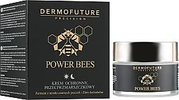 Parfumuri și produse cosmetice Cremă de față - Dermofuture Power Bees Protective Anti-wrinkle Cream