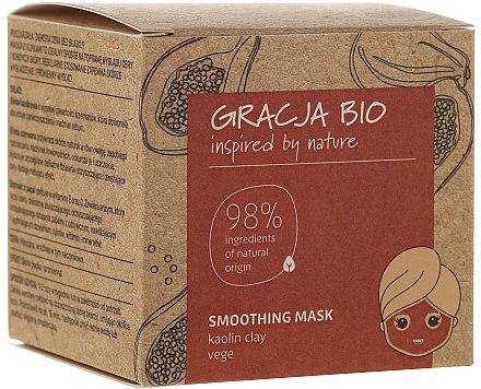 Mască de față - Gracja Bio Smoothing Mask