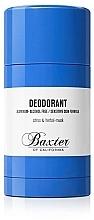 Parfumuri și produse cosmetice Deodorant - Baxter of California Deo
