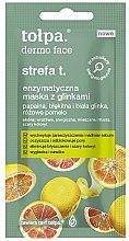 Parfumuri și produse cosmetice Mască de față - Tolpa Dermo Face Strefa T Face Mask (mini)