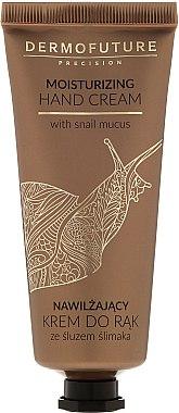 Cremă de mâini - Dermofuture Moisturizing Hand Cream