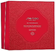 Parfumuri și produse cosmetice Set - Shiseido Bio-Performance Advanced Super Revitalizing Cream Holiday Kit (cr/50ml + foam/15ml + f/lot/30ml + conc/10ml)