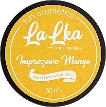 Parfumuri și produse cosmetice Cremă pentru corp Mango - Lalka