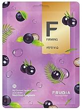 Parfumuri și produse cosmetice Mască de țesut cu extract de fructe acai - Frudia My Orchard Squeeze Mask Acai Berry