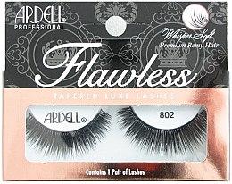 Parfumuri și produse cosmetice Gene false - Ardell Flawless Lashes 802