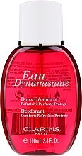 Parfumuri și produse cosmetice Clarins Eau Dynamisante - Deodorant