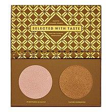 Parfumuri și produse cosmetice Iluminator pentru față - Zoeva Caramel Melange Highlighter