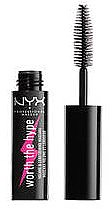 Parfumuri și produse cosmetice Rimel de ochi - NYX Professional Worth the Hype Volumizing & Lengthening Mascara (Mini)