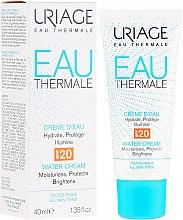 Parfumuri și produse cosmetice Легкий увлажняющий крем - Uriage Eau Thermale Light Water Cream SPF 20