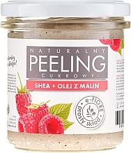 Духи, Парфюмерия, косметика Peeling cu extract de zmeură pentru corp - E-Fiore Raspberry Body Peeling