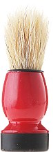 Parfumuri și produse cosmetice Pămătuf de ras, 9572, roșu-negru - Donegal