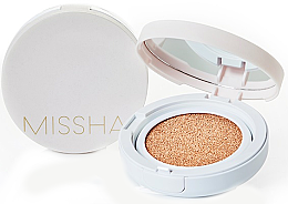 Parfumuri și produse cosmetice Fond de ten - Missha Magic Cushion Cover Lasting SPF50+/PA+++