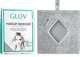 Parfumuri și produse cosmetice Mănușă pentru îndepărtarea machiajului, gri - Glov Comfort Hydro Demaquillage Gloves Glam Grey