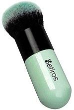 Parfumuri și produse cosmetice Pensulă machiaj - Sefiros Kabuki Brush Pastell