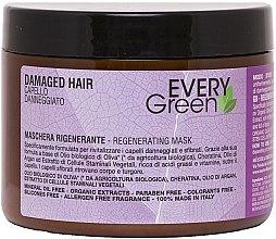 Parfumuri și produse cosmetice Mască de păr - Dikson Every Green Damaged Hair Mask