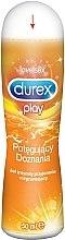 Parfumuri și produse cosmetice Gel- lubrifiant cu efect de încălzire - Durex Play Warming