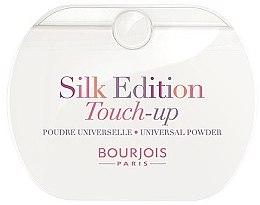 Parfumuri și produse cosmetice Pudră de față - Bourjois Silk Edition Touch-up