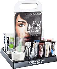 Parfumuri și produse cosmetice Set pentru vopsirea genelor și sprâncenelor - RefectoCil Professional Lash & Brow Styling Bar