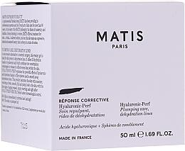 Parfumuri și produse cosmetice Cremă de față - Matis Hyaluronic-Perf Plumping Care